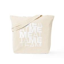 The M E in team Tote Bag