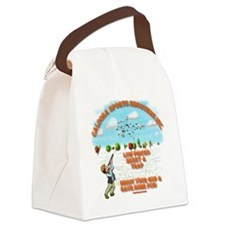Caloosa Sports Shooters Inc. Canvas Lunch Bag