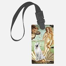 Venus-WhiteG-Shepherd N2 Luggage Tag