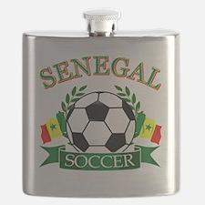 SENEGAL Flask