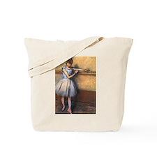 Dancer at the Bar Tote Bag