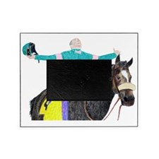 Mike Smith and Zenyatta Picture Frame