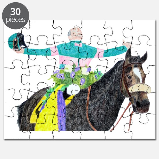 Mike Smith and Zenyatta Puzzle