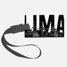 Lima Luggage Tag