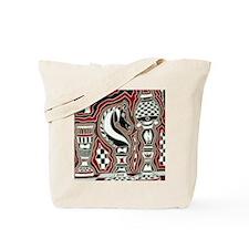 Indian Escapade Tote Bag