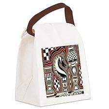 Indian Escapade Canvas Lunch Bag