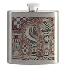 Indian Escapade Flask