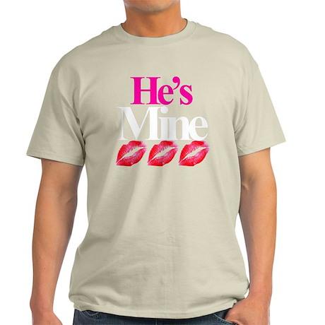 Hes Mine Light T-Shirt