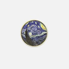 Starry Starry Night Mini Button