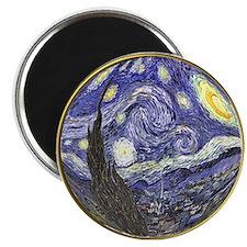 Starry Starry Night Magnet