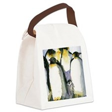 Just Chillin Canvas Lunch Bag