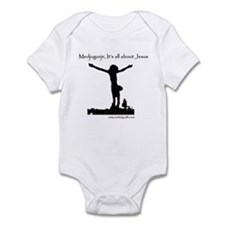 It's All About Jesus Infant Bodysuit