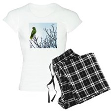 Red Crested Parrot Pajamas