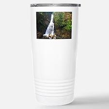 La Mina Falls, El Yunque Nation Travel Mug