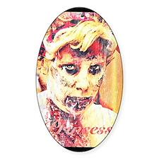 Zombie Princess Decal
