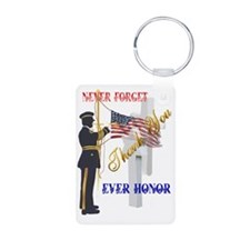 My Memorial Day Soldier-Tr Keychains