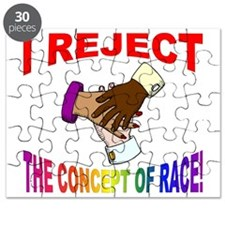 I Reject the Concept of Race! 2 Puzzle