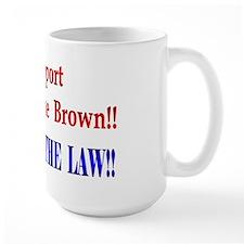 ShowMeTheLaw Mug