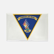 Carrier Air Wing FIVE Rectangle Magnet (100 pack)