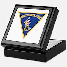Carrier Air Wing FIVE Keepsake Box