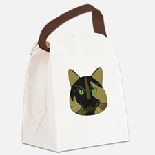 Tortitude Canvas Lunch Bag