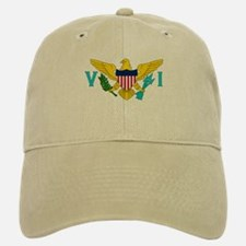 The US Virgin Islands flag Baseball Baseball Cap