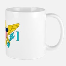The US Virgin Islands flag Mug