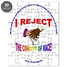 I Reject the Concept of Race 7 Puzzle