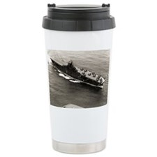 yorktown cv framed panel print Travel Mug