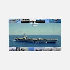 USS Nimitz 3'x5' Area Rug