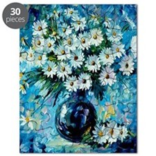 Daisy Treasures Bouquet Puzzle
