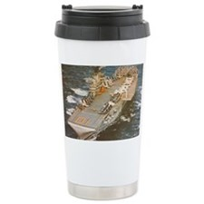 yorktown cva framed panel print Travel Mug