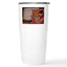 Teacup batik Travel Mug