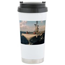 yorktown cvs framed panel print Travel Mug