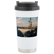 yorktown cvs large framed print Travel Mug
