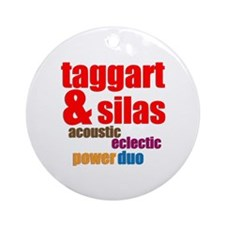 Taggart Silas Acoustic Eclectic Power Duo Ornament