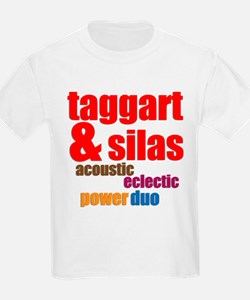 Taggart Silas Acoustic Eclectic Power Duo T-Shirt