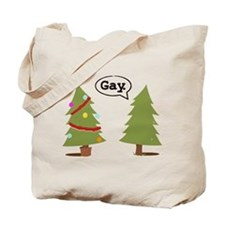 Fairy Santa Tote Bag