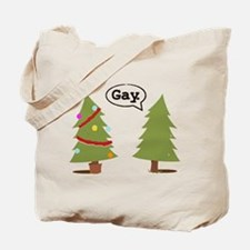 Fairy Santa Tote Bag