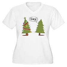 Fairy Santa Plus Size T-Shirt
