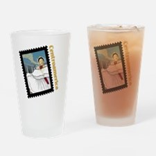 Central America Drinking Glass