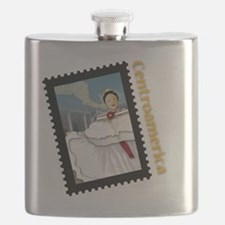 Central America Flask
