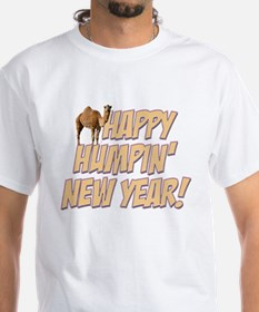 Happy Humpin New Year 2014 Hump Day Camel T-Shirt