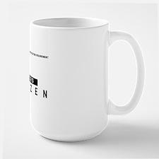 Moyers Citizen Barcode, Mug