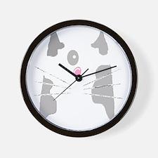 GWcat Wall Clock