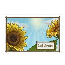 Daisy Greeting Postcards (Package of 8)