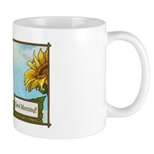 Daisy Greeting Mug