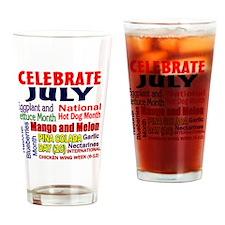 CLOUD-JULY-FOOD-W Drinking Glass