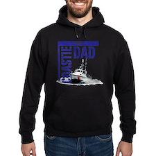 Love my Coastie - Proud Dad Hoodie