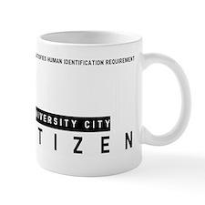 University City Citizen Barcode, Mug